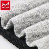 猫人20双装袜子男夏季男士短袜棉透气船袜短筒MR2017-20