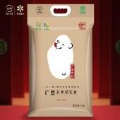 广垦五常稻花香5kg(绿色食品)