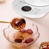 美菱养生壶家用多功能全自动办公室小型煮茶器玻璃迷你煮花茶壶MJ-LC1401