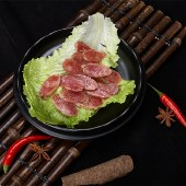 500g沧洲金福腊肠+52°中国红浓香型白酒