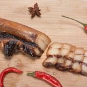 500g沧洲五花腊肉
