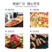 潮香村烤肠冷冻热狗香肠8袋烧烤纯地道脆皮肉肠1600g