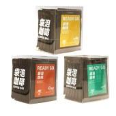 野鼬咖啡 精品冷萃袋泡咖啡意式黑咖啡粉ONE款 10g*10包