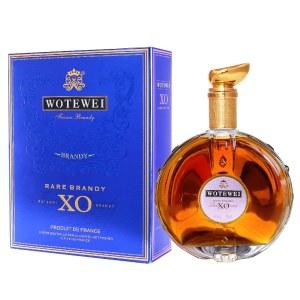 【蓝爵】法国沃特威XO白兰地 40度700ml单瓶