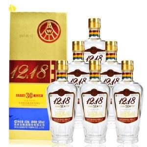 50°1218五粮液纪念酒(纸盒)450ml