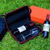 酒无忧PLUS多功能礼盒 防水保温便携红酒外带包