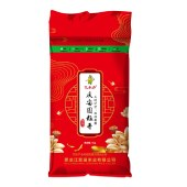 【买一送一】亿米多庆安珍珠大米东北圆粒香米红色编织袋10斤(送试吃装)