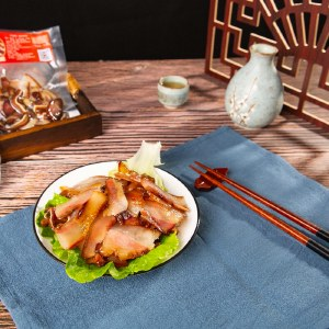 客喜佬酱香猪头肉100克/包*6包/组 客家特色风味(全国包邮,偏远地区除外)