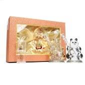 52°熊猫造型礼盒装五粮液250ml*2