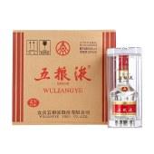 52度第七代五粮液425ml/瓶 整箱6瓶装浓香型白酒