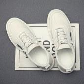 寒丝琪 男鞋新款时尚板鞋白鞋休闲百搭小白鞋 2012-6