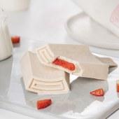 【仅限江浙上海】钟薛高草莓白巧轻牛乳半巧丝绒可可清煮箬叶 10片组合装