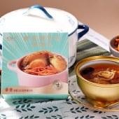 吉膳堂港式海珍鲜汤响螺鲍鱼虫草花常温开盖加热即食罐头礼盒包装