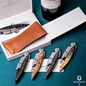 小拉酒刀 (羚羊角)LV-T022 葡萄酒起子红酒开瓶器手柄海马刀
