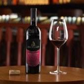 乌标6号赤霞珠半甜红葡萄酒