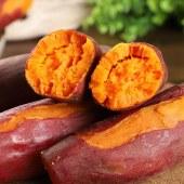 福建漳州六鳌沙地红蜜薯地瓜番薯红薯红心新鲜农家香薯(3斤起)